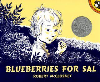 Blueberriesfor sal