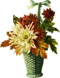 Chrysanthemum-basket