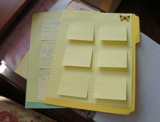 File folder close look 1