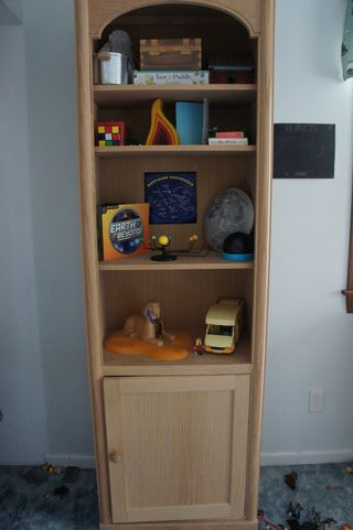 Space shelf 2