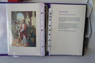 Lent binder 3