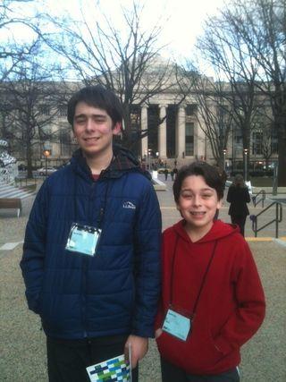 Boys at MIT