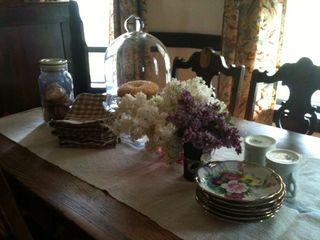 Tea table 1