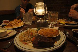 Dinner @ TH 3