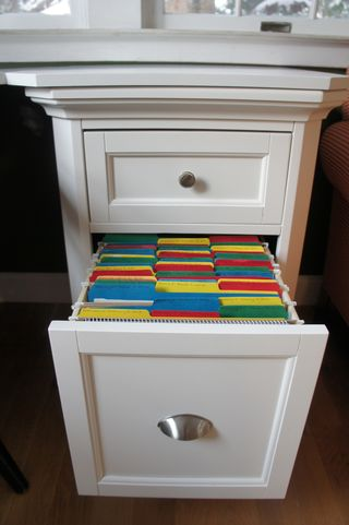 File folder drawer 1