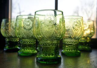 Easter glasses