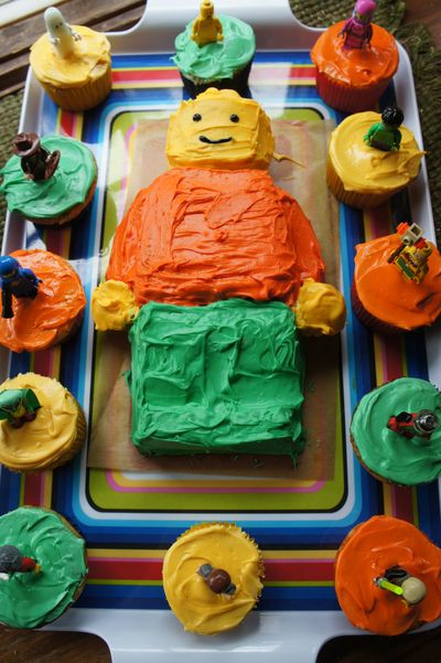 Lego bday 5