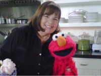 Ina and Elmo