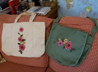 Flower bags 1