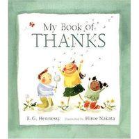 Thanks book 1