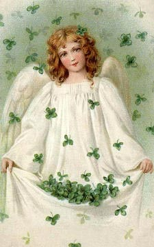 Irish angel