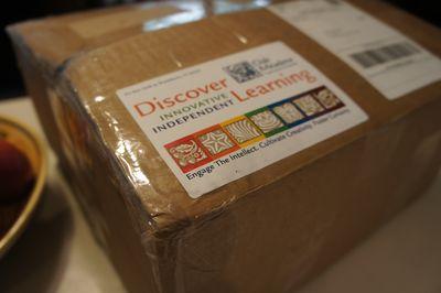 Oak meadow package