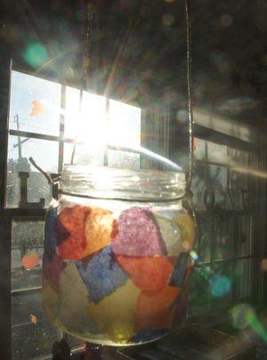 Martinmas lantern 1