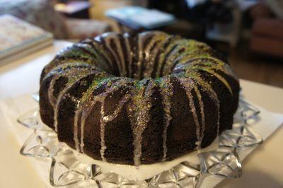 Kings cake 1