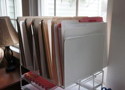 File tray center 2