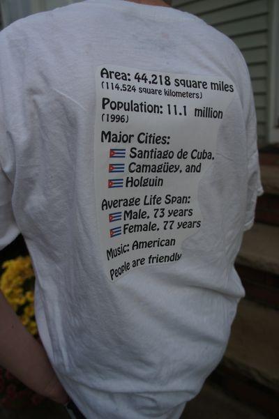 Cuba report 2