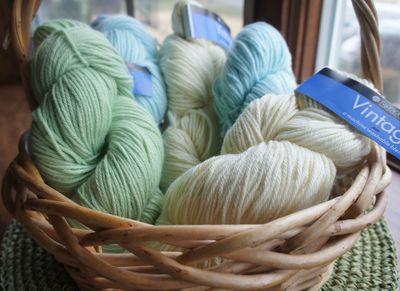 Baby yarn 1
