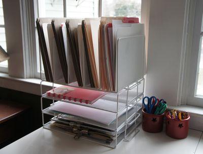 File tray center 1