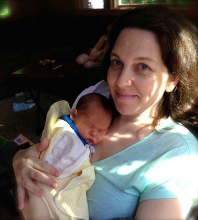 Owen day 4 w:mama 3