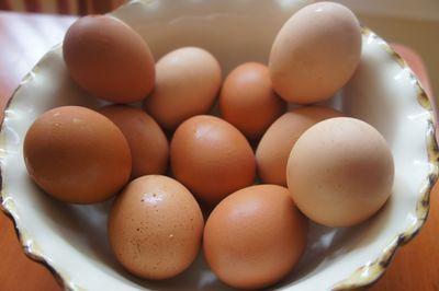Fresh eggs 1