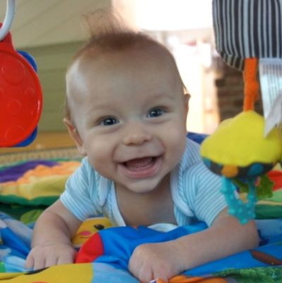 Owen 4 months