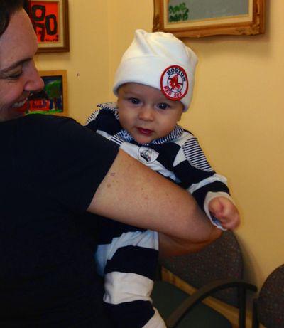 Owen @ checkup