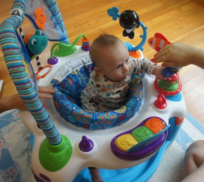 Owen exersaucer 2