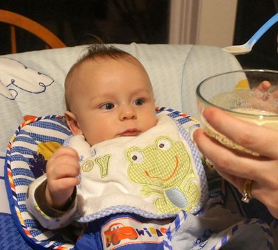 Owens first solids 1