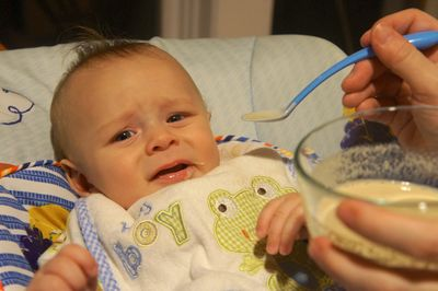 Owens first solids 6
