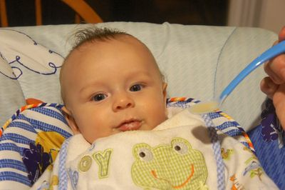 Owens first solids 3