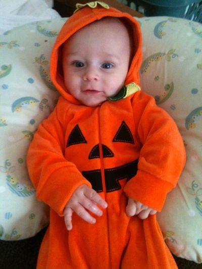 Halloween romper