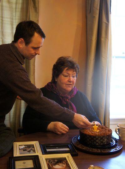 Mum's birthday 13
