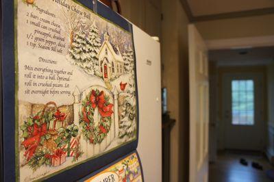 Advent joy calendar 1