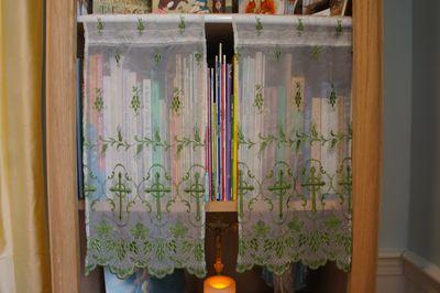 Lit shelf 7