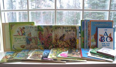 Picture books in winter 1
