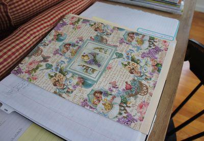 Easter folder 2