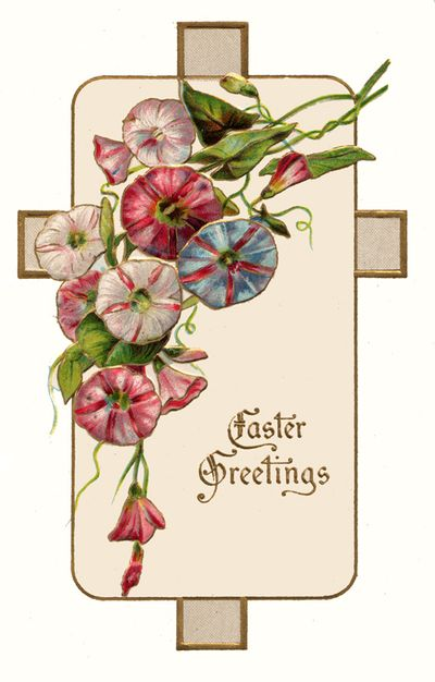 Easter greeting 2