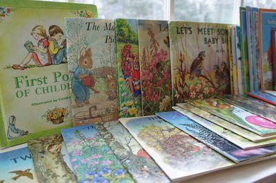 Picture books in winter 2