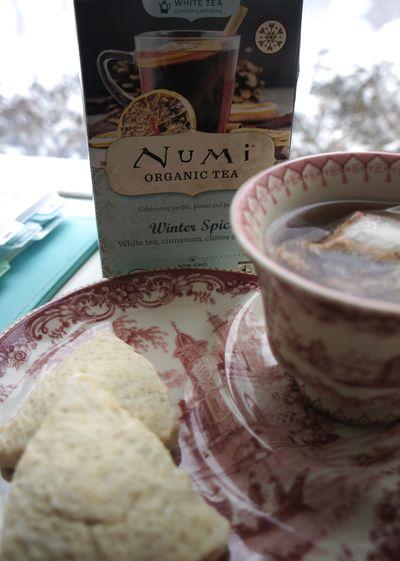 Winter tea 1
