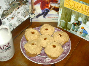 Maple cupcakes 1