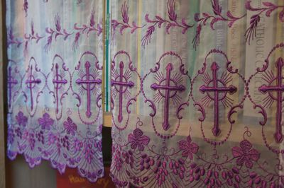 Purple sheers 4