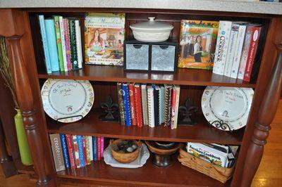 Cookbooks michelle 1