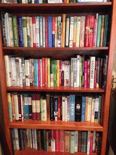 Cookbooks mary 2