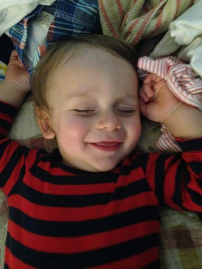 O giggling in sleep 3