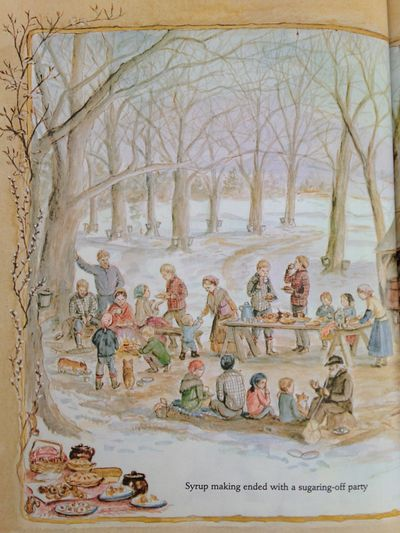 Maple sugaring 19