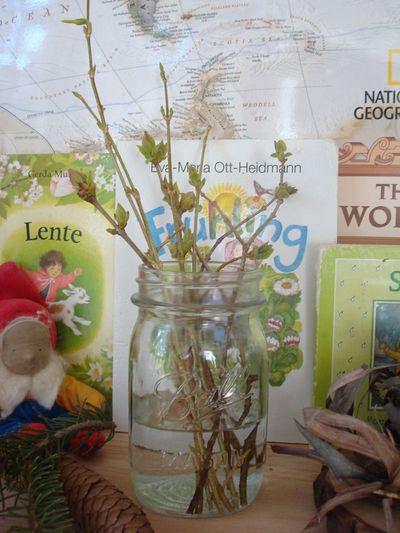 April nature table 1