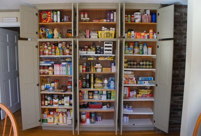 Pantry open 1