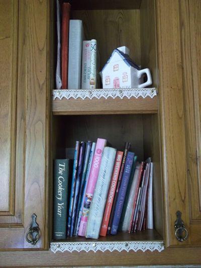 Cookbooks shirley 1