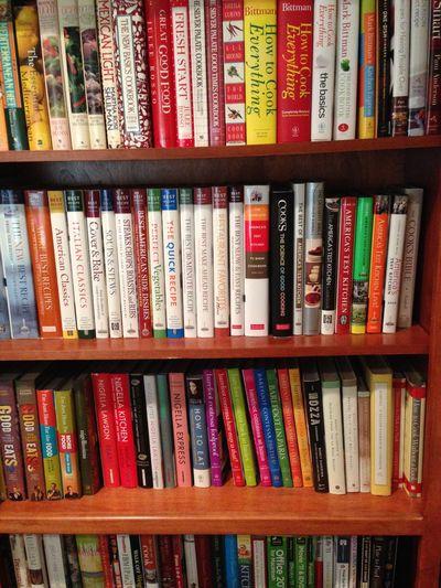 Cookbooks mary 1