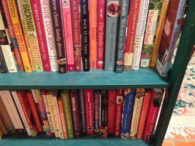 Cookbooks mary 5